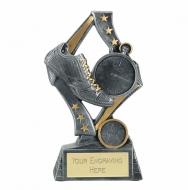 Flag Track Trophy Award 6.75 Inch (17cm) : New 2020