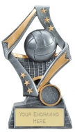 Flag Volleyball Trophy Award 5 1/8 Inch (13cm) : New 2020