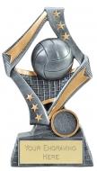 Flag Volleyball Trophy Award 5 1/8 Inch (13cm) : New 2020