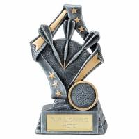 Flag Darts Trophy Award 5 1/8 Inch (13cm) : New 2020