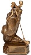 Hexagon Golf Trophy Award Bag 8 1/8 Inch (20cm) : New 2020