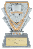Winner Trophy Award Mini Presentation Cup Trophy Award 3.3/8 Inch (8.5cm) : New 2020