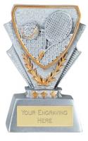 Tennis Trophy Award Mini Presentation Cup Trophy Award 3 3/8 Inch (8.5cm) : New 2020