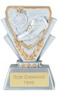 Track Trophy Award Mini Presentation Cup Trophy Award 3 3/8 inch (8.5cm) : New 2020