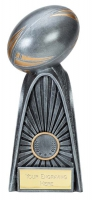 Fortress Rugby Trophy Award 8 Inch (20cm) : New 2020