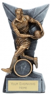 Delta Rugby Trophy Award 6 Inch (15cm) : New 2020