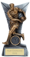 Delta Rugby Trophy Award 6.75 Inch (17cm) : New 2020