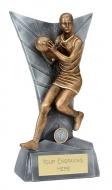 Delta Netball Trophy Award 6.75 Inch (17cm) : New 2020