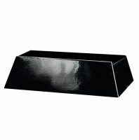 Display Stand For 6 Inch Tray Black 2 Inch