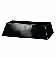 Display Stand For 8 Inch Tray Black 2.25 Inch
