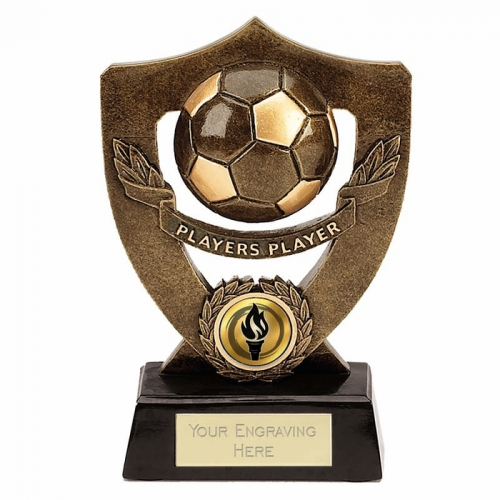 Celebration Shield7 Players Player Football TrophyAGGT 7 Inch