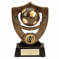 Celebration Shield7 Football Trophy  AGGT 7 Inch