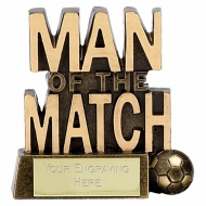 Man Of the Match3 AGGT 3.25 Inch
