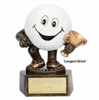 Golf Man3 Longest Drive AGGT 3.75 Inch