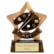 Mini Star Art AGGT 3.25 Inch