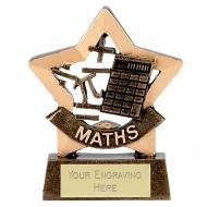 Mini Star Maths AGGT 3.25 Inch