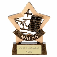 Mini Star Maths AGGT 3.25 Inch