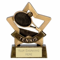 Mini Star Tennis AGGT 3.25 Inch