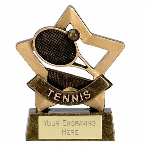 Mini Star Tennis AGGT 3.25 Inch