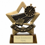 Mini Star Swimming AGGT 3.25 Inch