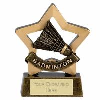 Mini Star Badminton AGGT 3.25 Inch