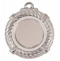 Portland50 Medal Silver 50mm