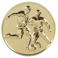 Supreme Football60 Medal Gold 60mm