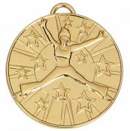 Target50 Dance Medal Award 2 inch (50mm) Diameter : New 2020