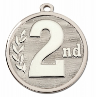 GALAXY No 2 Medal Silver 45mm
