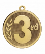 GALAXY No 3 Medal Bronze 45mm