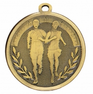 GALAXY Running Medal Bronze 45mm