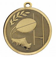 GALAXY Rugby Medal Bronze 45mm
