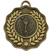 TARGET Emblem Medal Bronze 50mm