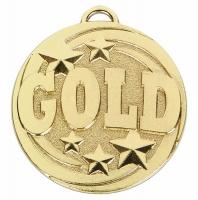 TARGET Gold Medal Gold 50mm