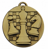 TARGET Chess Medal Bronze 50mm