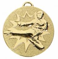 TARGET Karate Medal Gold 50mm