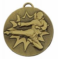 TARGET Karate Medal Bronze 50mm
