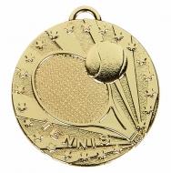 TARGET Tennis Medal Gold 50mm