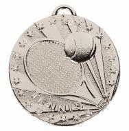 TARGET Tennis Medal Silver 50mm