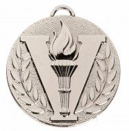 TARGET Victory Medal Silver 50mm