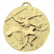 TARGET Track & Field Medal Gold 50mm