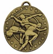 TARGET Track & Field Medal Bronze 50mm