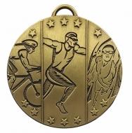TARGET Triathlon Medal Bronze 50mm