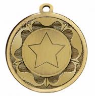 GALAXY Tudor Rose Medal Bronze 45mm