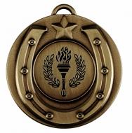 Target50 Horse Shoe Medal - Bronze - 50mm- New 2018