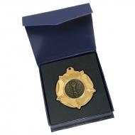 VF50 Tudor Rose Medal & Case 1 - Gold - 50mm diameter- New 2018