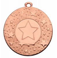 Virtuoso Star Medal 2 Inch (50mm) Diameter : New 2019