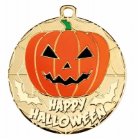 Halloween Medal 2 Inch (50mm) Diameter : New 2019