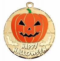 Halloween Medal 2 Inch (50mm) Diameter : New 2019