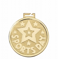 Aura Sports Day Star 2 Inch (50mm) Diameter : New 2019